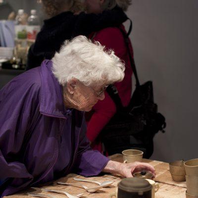 An exhibition at Nutida Svenskt Silver