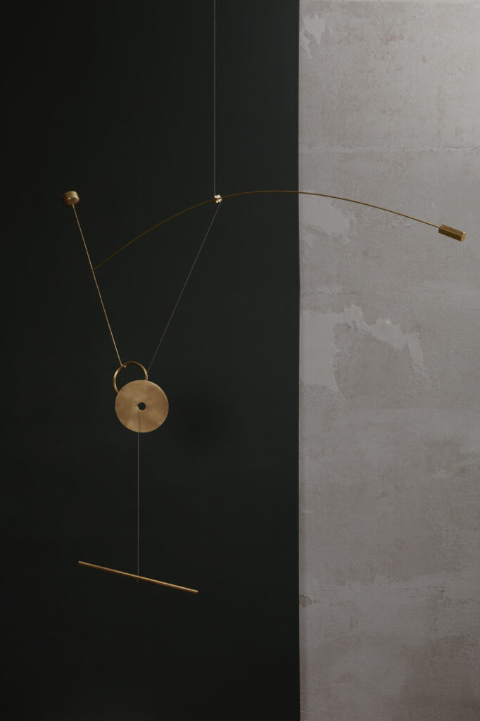 Interior object and mobil - Crooked Balance by Makiami